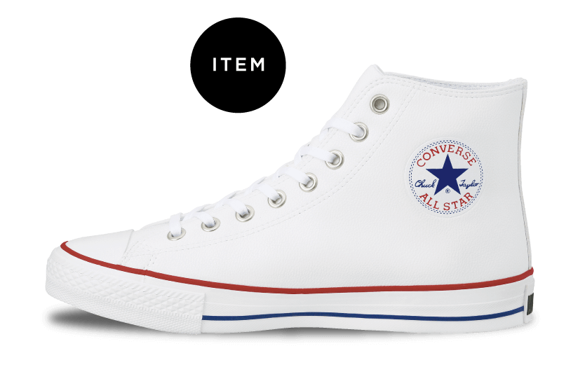 ALL STAR® GF HI WHITE