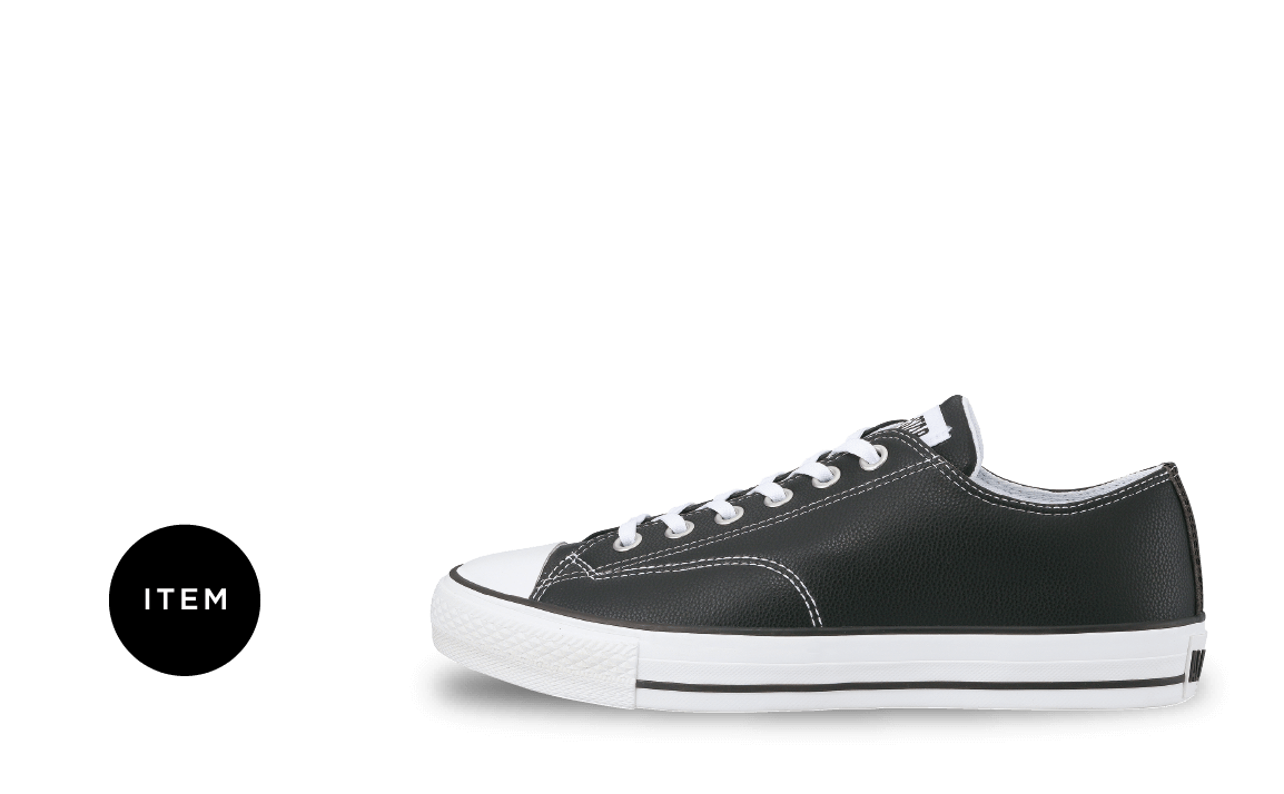ALL STAR® GF OX BLACK
