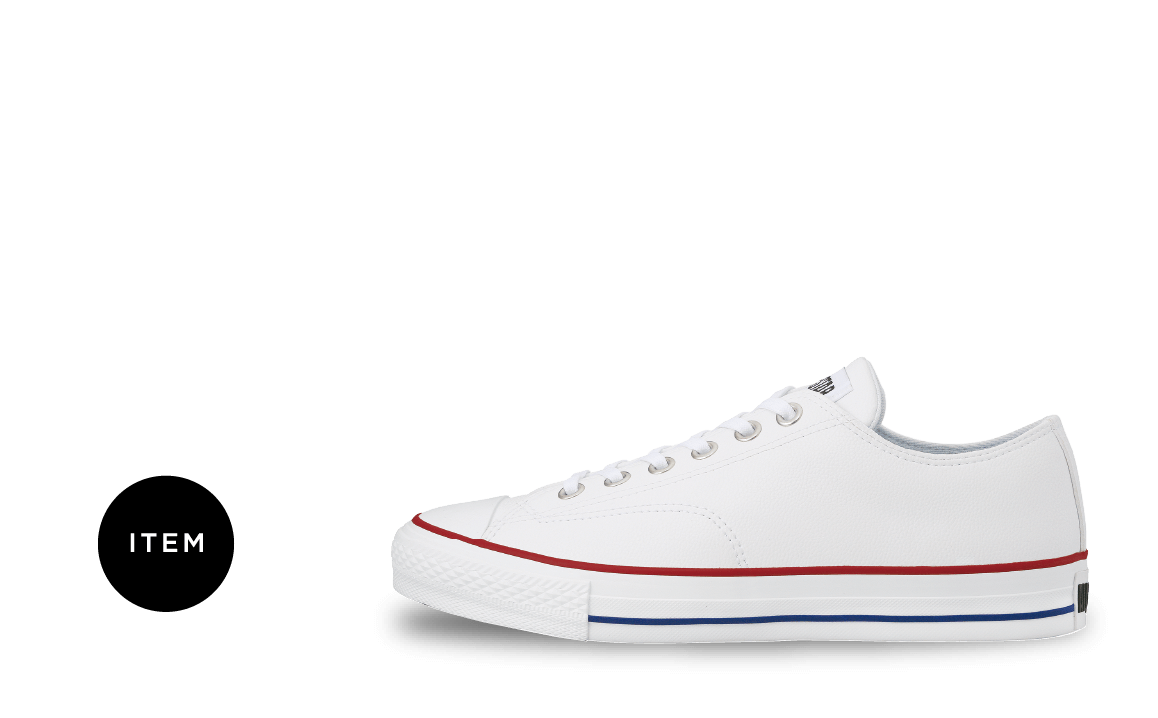ALL STAR® GF OX WHITE